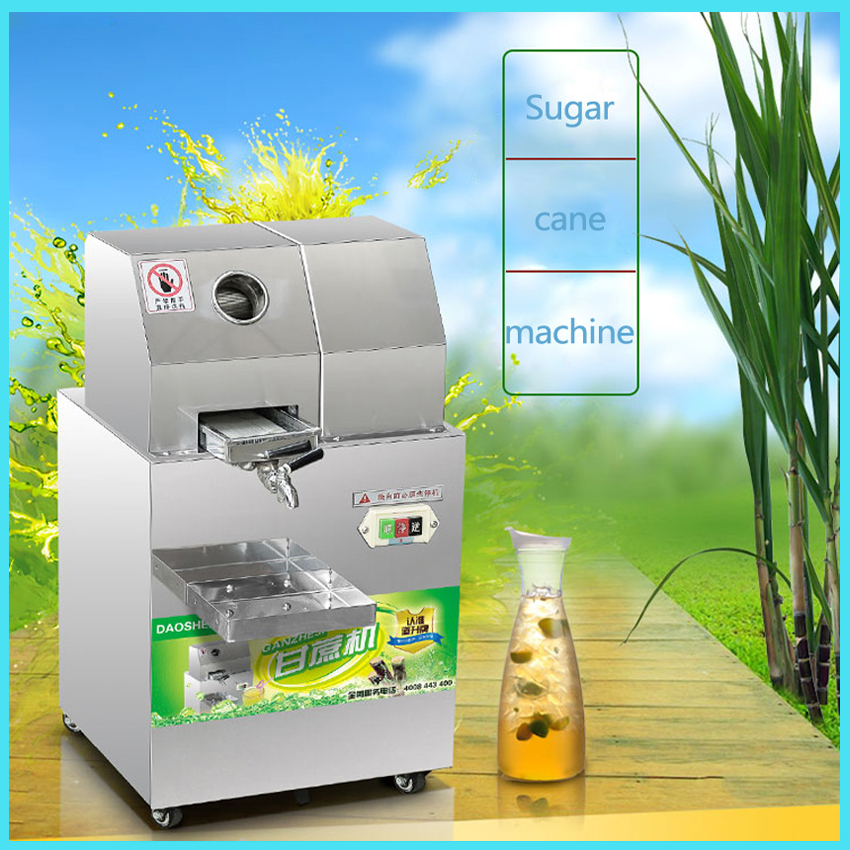 Automatic adjustment sugar cane machine Sugarcane Juicer press machine Juicer Extractor juice extractor juicer все цены
