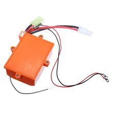 F15720 1PCS High Quality Feilun FT009 RC Boat Speedboat Component Spare Parts Receiver Circuit Board Box FT009-9 FS