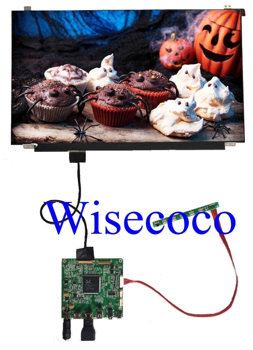 15.6 inch voor Raspberry pi 3 2 1 display 3840*2160 4 k UHD IPS Display HDMI DP Driver board LCD Module Screen Monitor Laptop PC-in LCD's voor mobiele telefoons van Mobiele telefoons & telecommunicatie op AliExpress - 11.11_Dubbel 11Vrijgezellendag 1