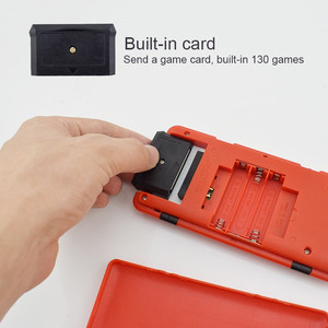Image 4 - Data Frog Portable Handheld Game Players Built in 638 Classic Games Console 8 Bit Retro Video Game For Gift Support AV Out Put