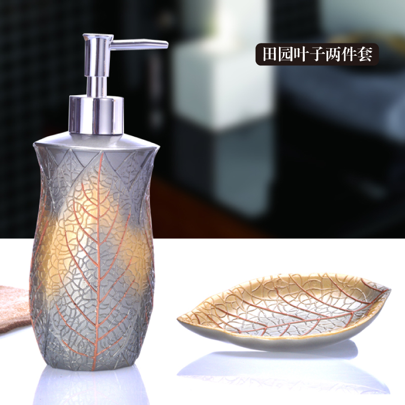 2016 Rushed New Resin Toothbrush Holder Bathroom Set European Garden Two  Sets Of Hand Washing Liquid Bottle Soap Box Wash Kits. Online Get Cheap Soap Kits  Aliexpress com   Alibaba Group
