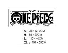 One Piece Car Wall Sticker