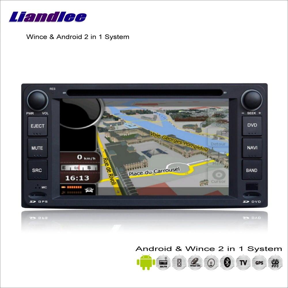 Liandlee voiture Android multimédia stéréo pour Nissan patrouille 2013 ~ 2014 S160 Radio lecteur CD DVD GPS Navigation NAVI Audio vidéo