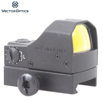Vector Optics Fury 1x Compact Mini Reflex Red Dot Sight 0 5m Water Shock Resistance With