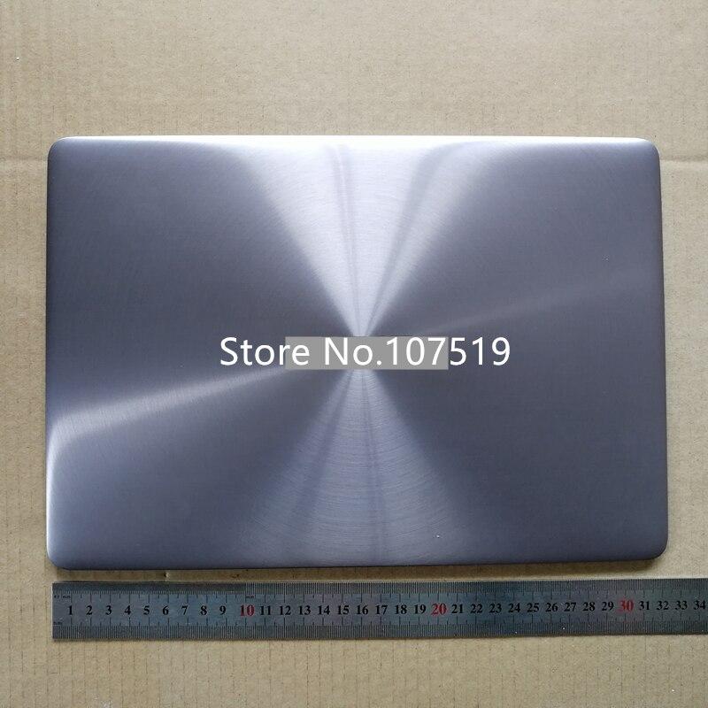 Серебристые новый ноутбук верхней крышке ЖК-дисплей задняя крышка для ASUS UX31CUA U310 U3000 UX310U U310U 13NB0CJ1AM0521 13NB0CJ1AM0431