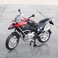 1:9 Масштаб Moto Bike R1200GS Металл Мотоцикл Модели Сплава Литья игрушка Мотоцикл Гонка Скорость Автомобиля Дети Подарок Toys Для Детей Мальчиков