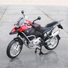 1:9 Scale Moto Bike R1200GS Metal Motorcycle Models Alloy Die Cast Toy Motorbike Race Speed Car Kids Gift Toys For Children Boys