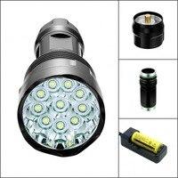 SKY RAY KING 10xT6 10xCree XM L T6 15000 Lumens 3 Mode LED Flashlight Torch Lamp