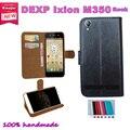 Горячая! DEXP Ixion M350 Рок Дело Цена Завода 7 Цветов, Посвященная Флип Кожаный M350 Рок Эксклюзивный Крышки Телефон + Отслеживания