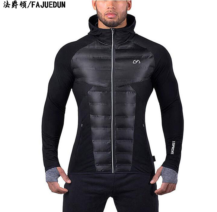 FAJUEDUN Males Gyms Hoodies Gyms Health Bodybuilding Sweatshirt Crossfit Pullover Sportswear Male Exercise Hooded Jacket Clothes Hoodies & Sweatshirts, Low-cost Hoodies & Sweatshirts, FAJUEDUN Males Gyms Hoodies Gyms Health...