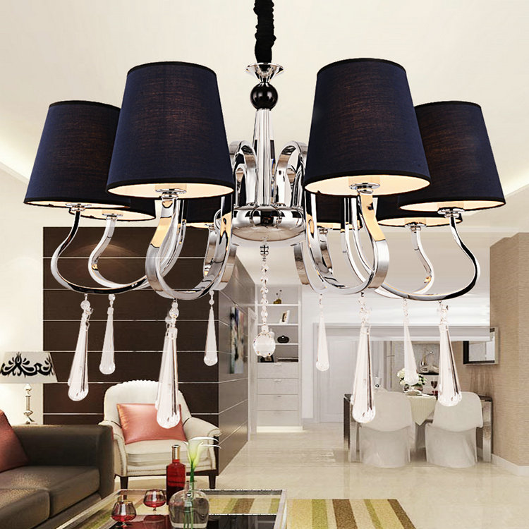 modern minimalist LED pendant light Country Painting Feature for Crystal Metal Living Room Bedroom Dining Room modern contemporary chrome feature for led acrylic pendant light living room bedroom dining room dining room
