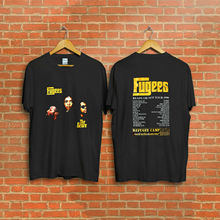 Vintage 1996 Fugees The Score Ready or Not Concert Tour T Shirt