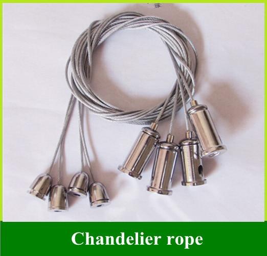 Chandelier wire rope / Panel Lights Accessories / Hanging Steel Wire ...