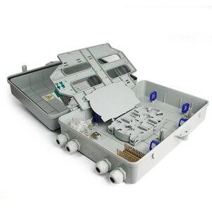 Image 4 - 1X32 распределитель волоконно оптический блок FTTH ПЛК распределитель коробка для 4*1X8 2*1X16 оптический распределитель SC APC