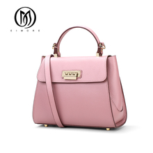 EIMORE Luxury Handbag Women bags Designer Genuine Leather Women Shoulder Bag Female Crossbody Bag High Quality Ladies Handbag pyaterochka new 2018 genuine leather handbag for women high quality luxury shoulder bags ladies business satchels brown tote bag