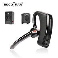 Wireless Walkie Talkie Bluetooth ptt Headset Earpiece For KENWOOD microphone headset Adapter Baofeng UV 5R UV 82 Earphone