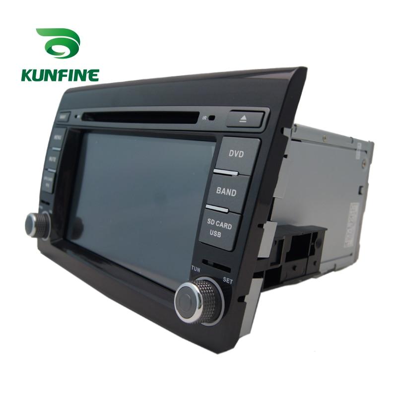Octa Core 4 GB RAM Android 8.0 voiture DVD GPS Navigation lecteur multimédia stéréo de voiture pour Fiat Bravo 2007-2012 Radio Headunit