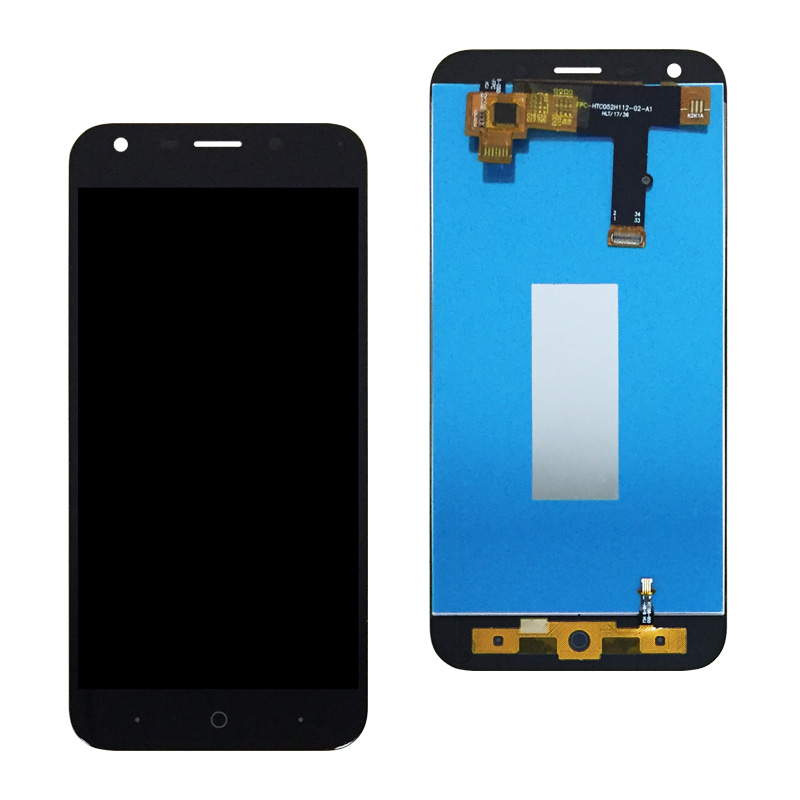 Image 2 - For zte blade A6 A6 lite 5.2 inch 100%tested high quality LCD display touch screen black white gold LCD display-in Mobile Phone LCD Screens from Cellphones & Telecommunications