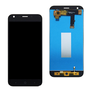 Image 2 - For zte blade A6 A6 lite 5.2 inch 100%tested high quality LCD display touch screen black white gold LCD display