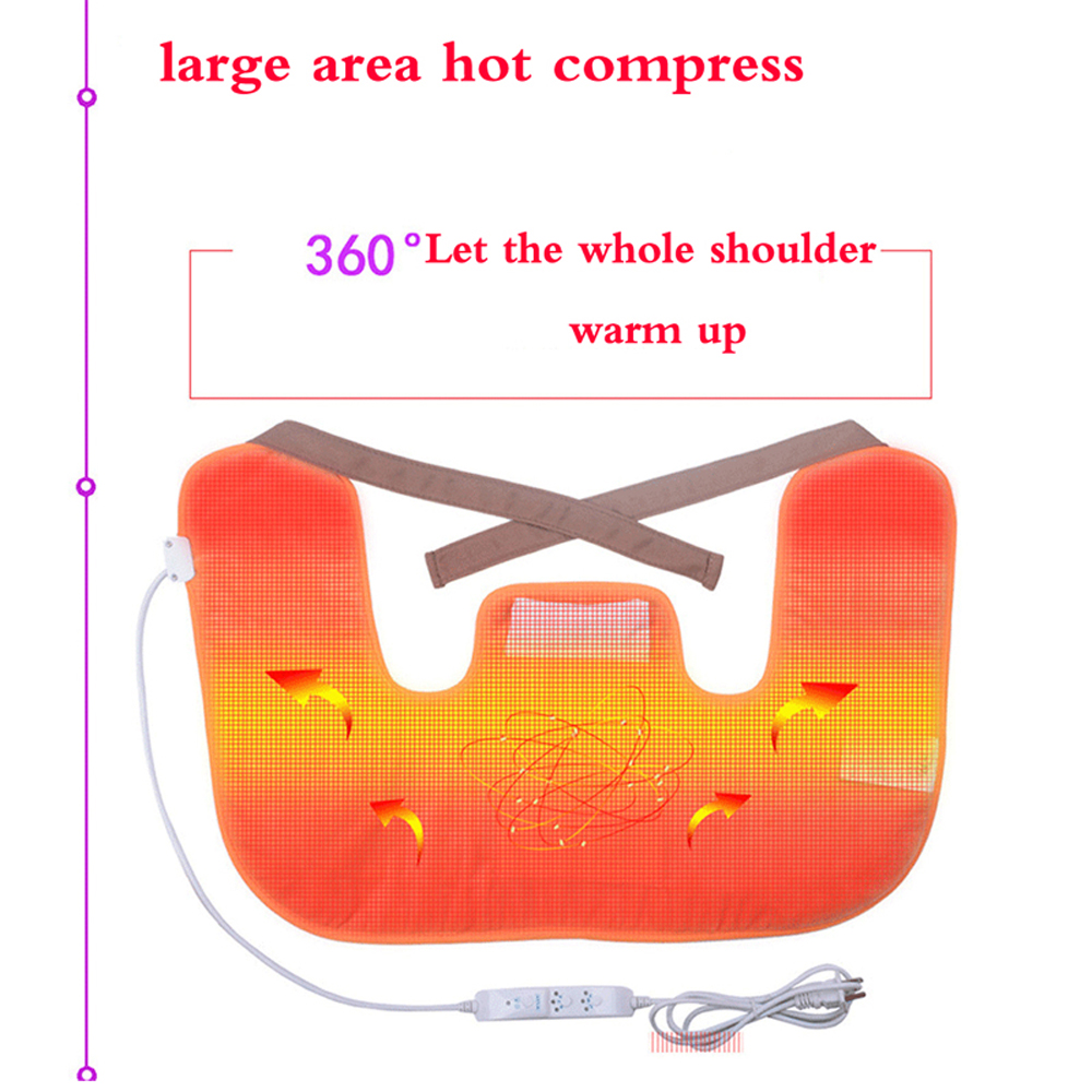 Electric Moxibustion shawl (7)