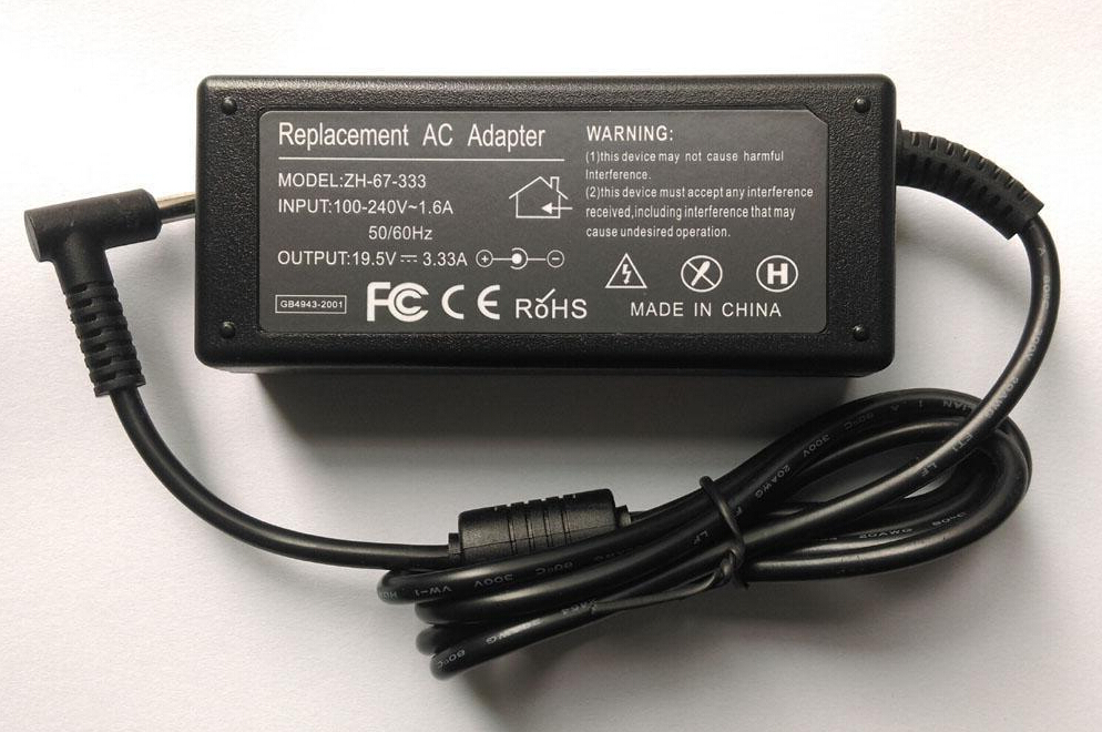 Universal 195V 333A 65W AC Power Supply Adapter Charger For HP 710412 001 693711 Pavilion 15 Envy 17 Series Laptop