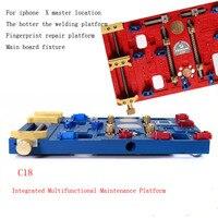 Интегрированный многофункциональный C18 двойной подшипник bga микросхемы размещения на высоком Температура сопротивление ячейки для телефо