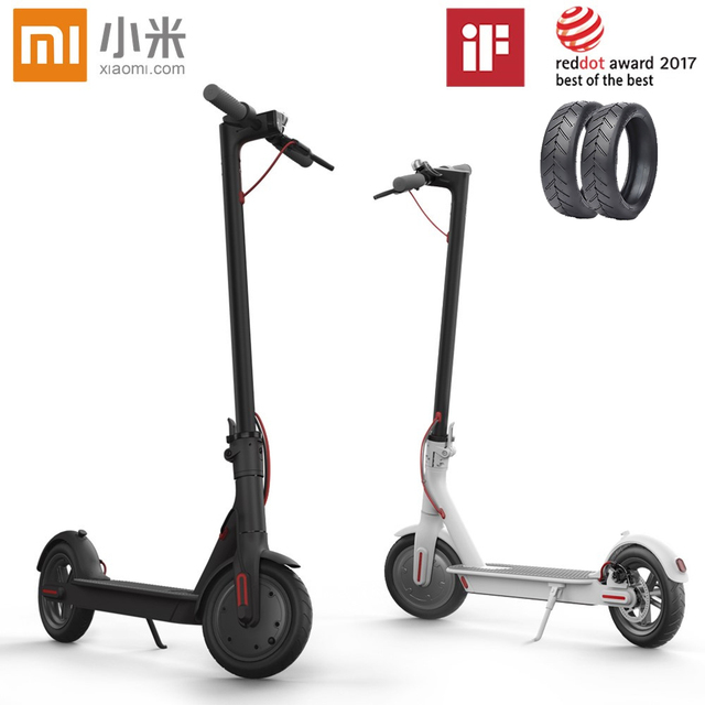 Original Xiaomi M365 Hoverboard Folding Electric Scooter Ultralight