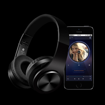 B3 Active Noise Cancelling Wireless Headphones Bluetooth Headset with Super HiFi Deep Bass 20H Playtime Earphone