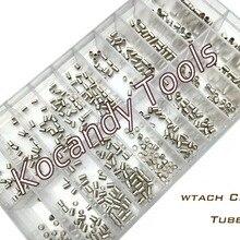 Чехол для часов из нержавеющей стали разных размеров, водонепроницаемые трубки для часов Crown, запасные части для часовых аппаратов