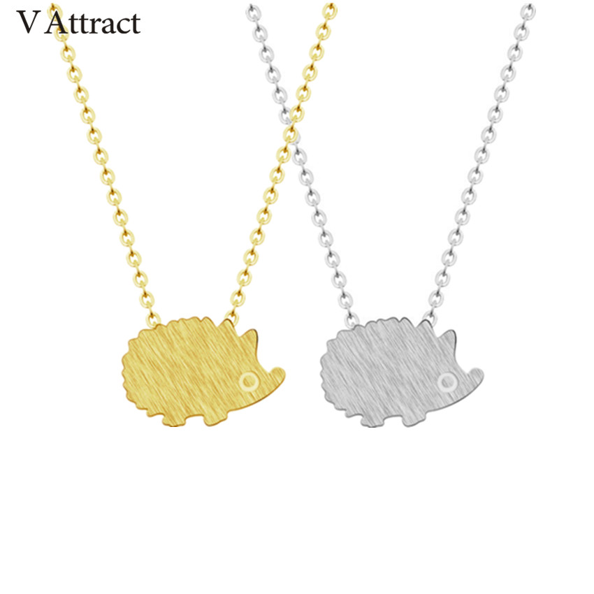 CS-DB Necklaces Animal Paw Heart Star Round Shape Pendants Silver Necklaces