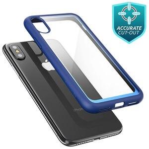 Image 4 - Iphone X Xs ケース 5.8 インチ i ブレゾンハローシリーズアンチノック耐スクラッチクリア迷彩バックケース + TPU バンパーカバー