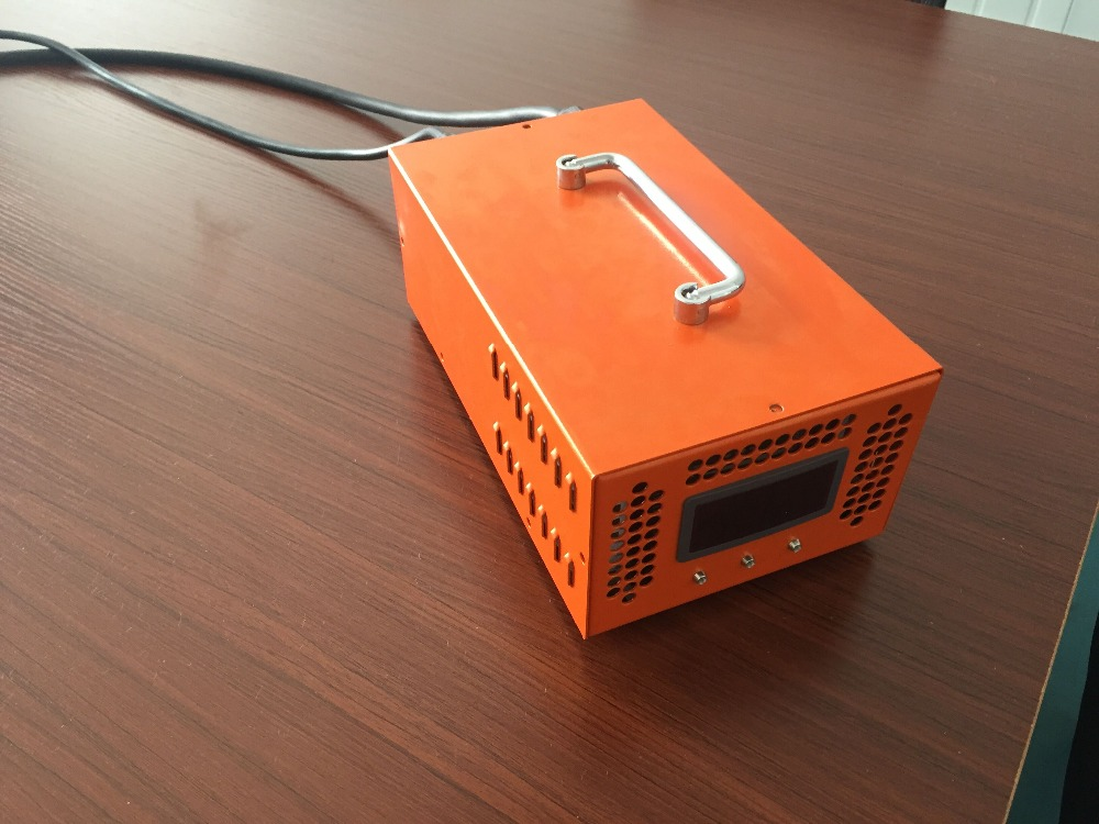 48V 25A High frequency lead acid battery charger, Negative Pulse Desulfation battery charger 72v 5a high frequency lead acid battery charger