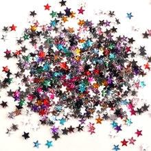 LF 1000Pcs Mixed Acrylic Star 6mm Decoration Crafts Flatback Cabochon  Embellishments For Scrapbooking Cute Diy Accessories 8c0dfaa46973