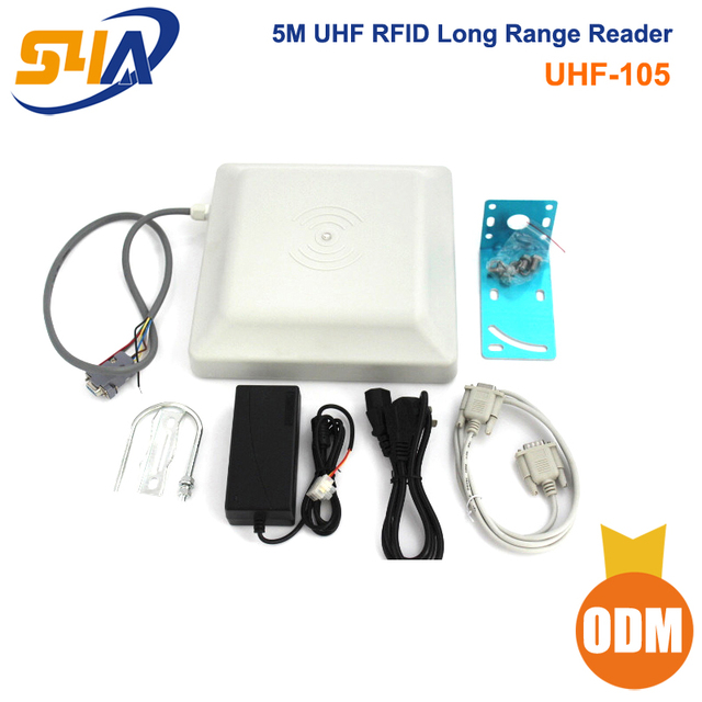 5 Meters Long Range UHF RFID Reader SDK For Parking Access Control  System-in Control Card Readers from Security & Protection on Aliexpress com  |
