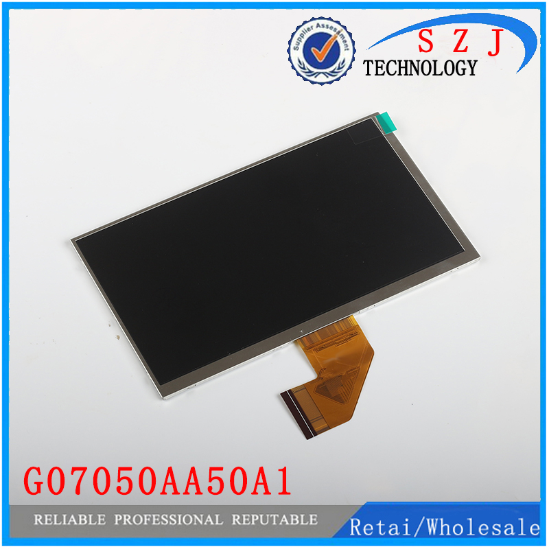 Original 7'' inch LCD display G07050aa50a1 Xxgd-fpc070-th-02h LCD screen Module Replacement Free shipping free shipping original7 inch lcd screen original cable number lms700kf15 fpc