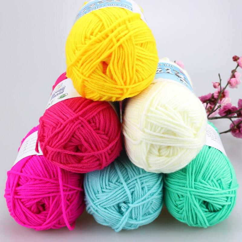 Veleprodaja mliječnog pamučnog kukičara guste pređe za pletenje - Umjetnost, obrt i šivanje - Foto 3