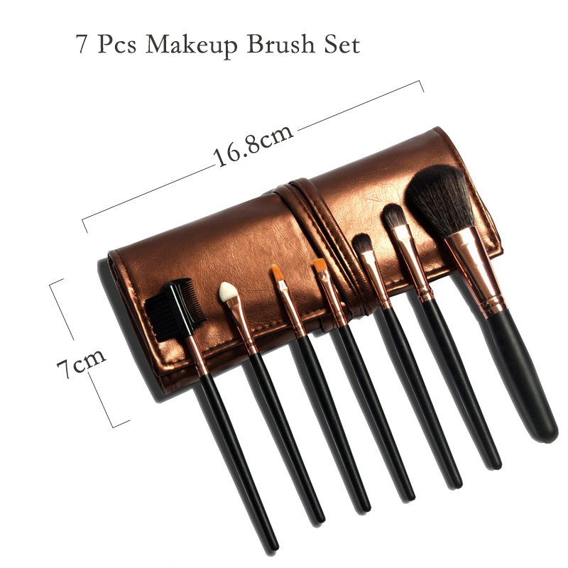 Makeup Ideas must have makeup pics : Makup Tool Kit 8 PCS Must Have Cosmetics Including Eyeshadow Matte ...