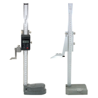 Digital Height Gauge 0 300mm Caliper Stainless steel electronic digital Height vernier caliper Ruled ruler Measurement Tool