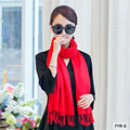 Scarf Solid Spring Top Fashion Limited 2016 180*70cm Wrap Long Voile Women Girl Tassel Scarves Shawl Sunscreen Beach Breathable