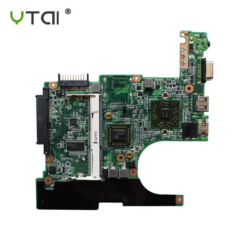 1015b motherboard REV 1 1G For ASUS Eee PC 1015b Laptop motherboard Mainboard Free Shipping