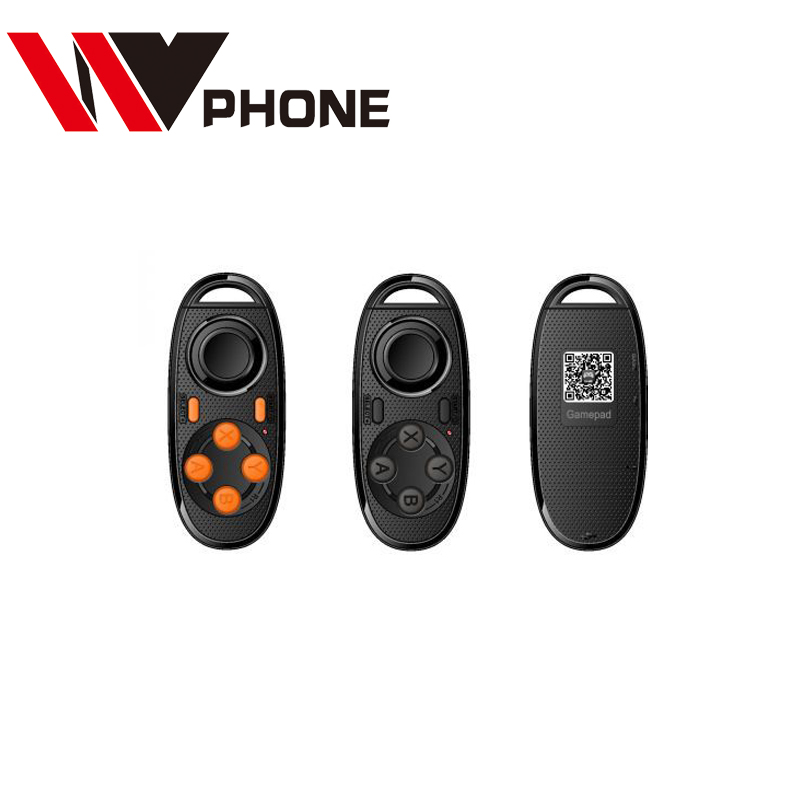 Universal Bluetooth Remote Controller Gamepad Joystick for iPhone Android Smartphone 3D VR Glasses TV Box Tablet