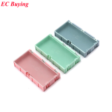 1pcs New Arrival SMD SMT IC font b Electronic b font Component Mini Storage Box and