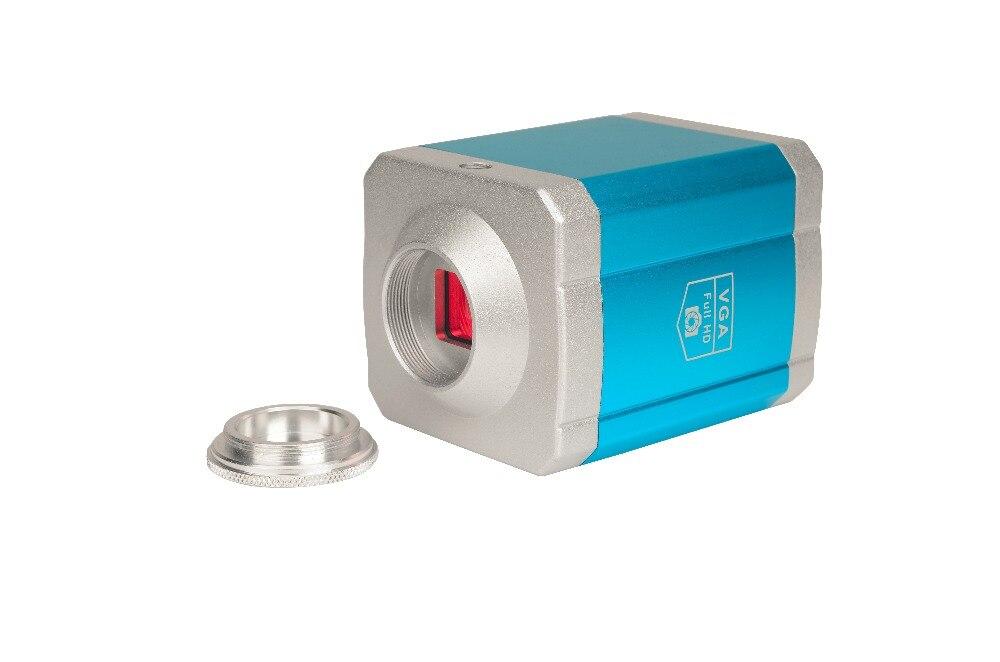 Caméra de Microscope AMDSP Full HD VGA 2.0MP Microscope USB caméra industrielle C caméra de Microscope CMOS haute vitesse