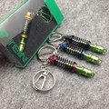 2015 Car Turbo Tein JDM Damper Coilover Keychain Key Chain Rings Auto Accessories Pendant Keyholder Decal Keyrings Suspension