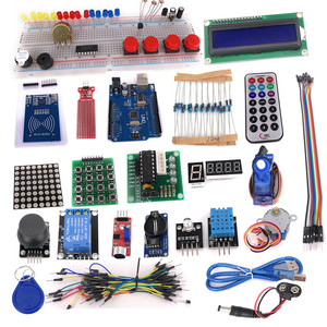 Image 2 - RFID Starter Kit for arduino UNO R3 Upgraded version Learning Suite With Retail Box