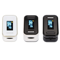 OLED Display Oximetro Pulse Oximeter Blood Pressure Fingertip Pulse Oximeter SpO2 Heart Rate Monitor De Pulso