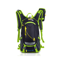 Motorcycle Backpack Cycling Backpack Bag Waterproof Shoulders Reflective Safety Helmet Bag