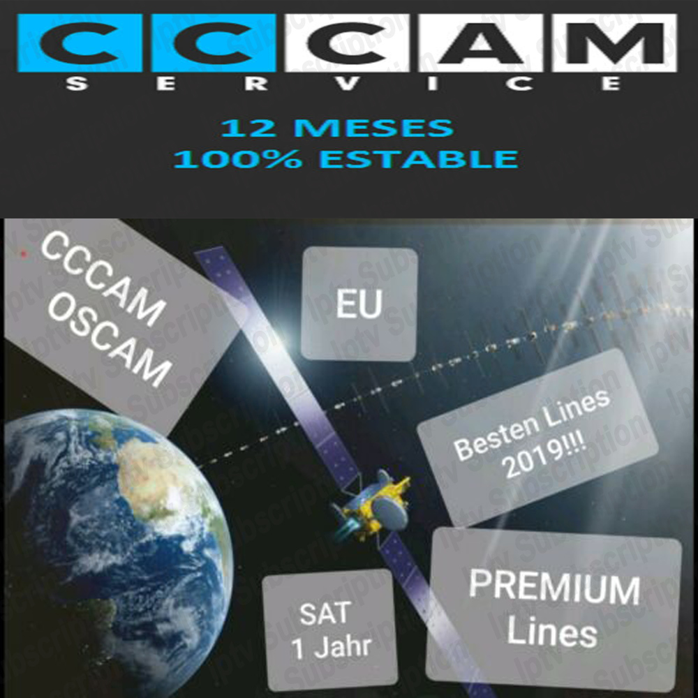 Best Cccam Server HD Cccam Cline For 1 Year Oscam Germany Work For DVBS2 HD Satellite Receiver 1 Year Cccam For Spain Portugal