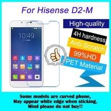 3 шт. Для Hisense D2-М Высокая Ясный Протектор Экрана для Hisense E20T Глянцевый Экран Защитная Пленка