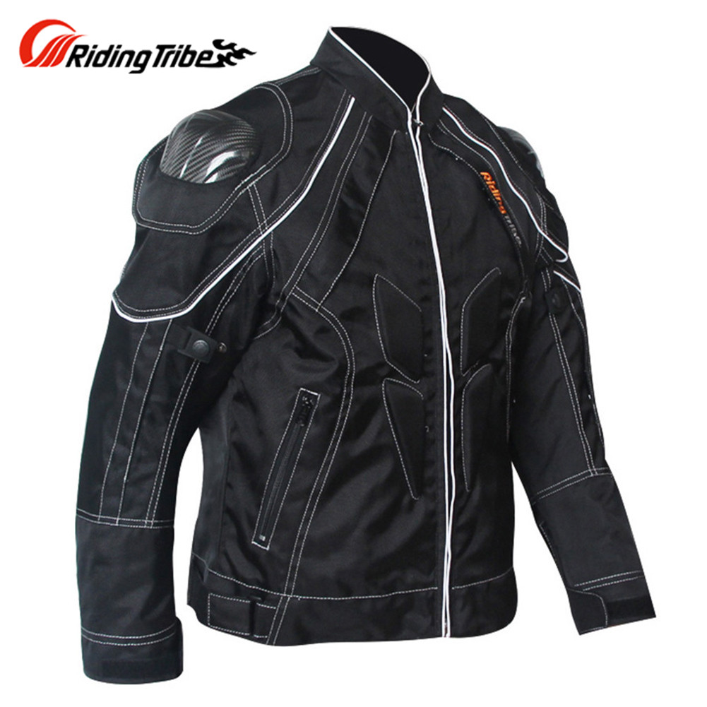 Motorcycle Racing Jacket Street Road Protector Motocross Body Armour JK4112 Protection Jacket Clothing Carbon Protective Gear